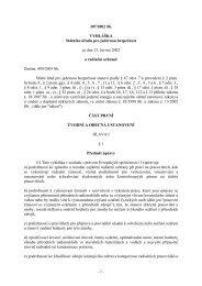 vyhlášky č. 307/2002 Sb.