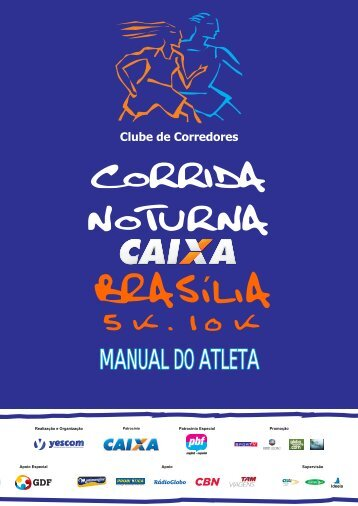 Manual do Atleta 2011 - Yescom