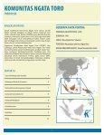 KOMUNITAS NGATA TORO - Equator Initiative - Page 3