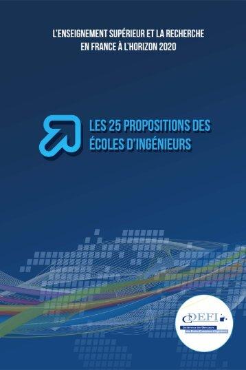 Télécharger l'intégralité des 25 propositions des écoles d'ingénieurs