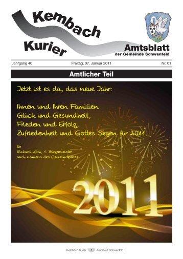Kembachkurier 01-2011.pdf - Schwanfeld