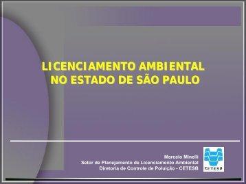 licenciamento ambiental - ASEC