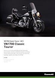 VN1700 Classic Tourer