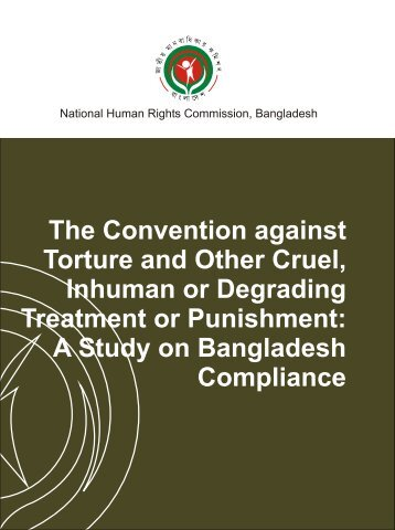 A Study on - NHRC Bangladesh