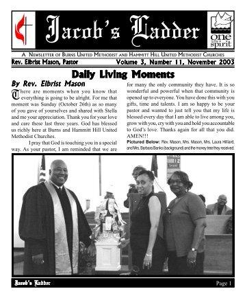 Burns November 2003 Newsletter.p65 - Burns United Methodist ...