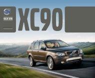 Broschüre Volvo XC90  - Schwabengarage AG
