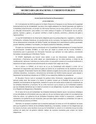 secretaria de hacienda y credito publico - finanzasoaxaca.go..