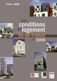 Les conditions de logement en Île-de-France en 2006 ... - IAU îdF