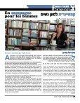 """""""דיאלוג"""" - מגזין דן-לשוני - Ambassade de France - Page 7"""