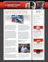 On Highway Newsletter Vol 1 - Luber-finer
