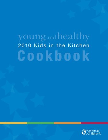 Kids in the Kitchen Cookbook - Southgate Independent Schools