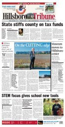 On the CUTTING edge - Portland Tribune