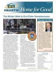 Home for Good - Hearth