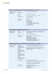 Alle Termine als PDF - Zahnärzteblatt Baden-Württemberg