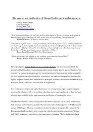 Michael Kilburn - The genesis and justification of human -205