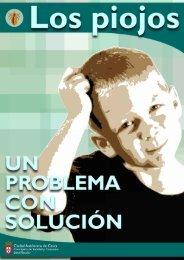 Los piojos, Un problema con solución - Ciudad Autónoma de Ceuta