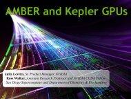 presentation - GPU Technology Conference