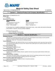 Mapei Ultrabond ECO 575 - Erv Parent
