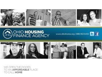 (HIF) Webinar – September 6, 2012 - Ohio Housing Finance Agency