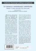 La nouvelle gouvernance européenne - Page 2