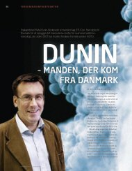 – MANDEN, DER KOM FRA DANMARK - Rafal Dunin-Borkowski