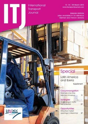 Special - ITJ | Transport Journal
