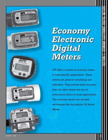 Economy Meters