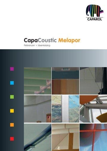 Capacoustic Melapor