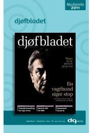 djøfbladet - DG Media