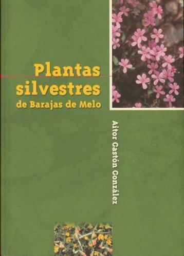 Plantas silvestres de Barajas de Melo - aitorgaston.com
