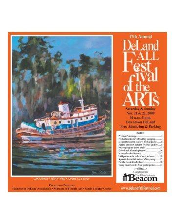 17th Annual - The DeLand Beacon