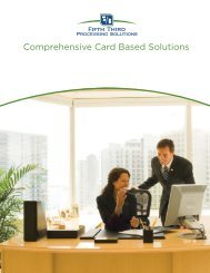 Comprehensive Card Based Solutions - RIS News