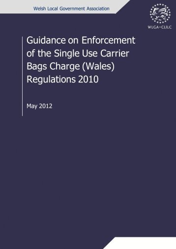 WLGA Guidance - Monmouthshire County Council