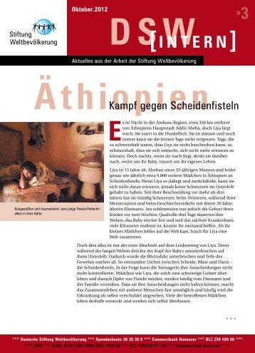 [INTERN ] - Deutsche Stiftung Weltbevölkerung