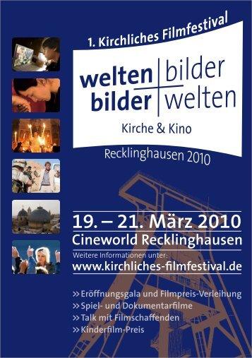 PDF-Datei - Kirchliches Filmfestival Recklinghausen