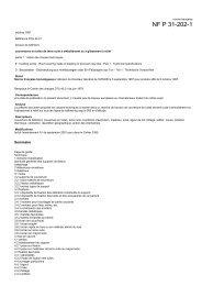 Le DTU 40.21 - Agence Qualité Construction