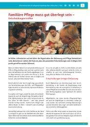 Tirol - Interessengemeinschaft pflegender Angehöriger