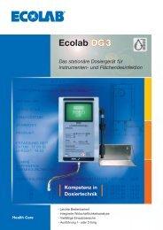 Ecolab DG3