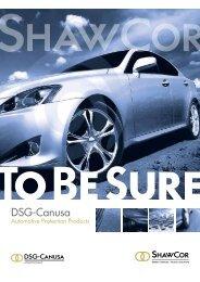 Automotive - DSG-Canusa