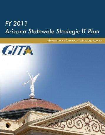 2011 Statewide Strategic IT Plan - Arizona Strategic Enterprise ...