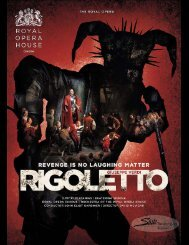 Rigoletto in HD - State Theatre
