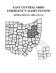 East Central EAS - Ohio Emergency Management Agency - State of ...