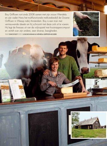 Boy Griffioen runt sinds 2008 samen met zijn vrouw ... - Vwg.net