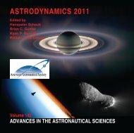 ASTRODYNAMICS 2011 - Univelt