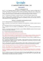 ASSOCIAÇÃO DOS FUNCIONÁRIOS PÚBLICOS DO MUNICÍPIO