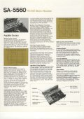 When the predecessor of the 34-5560, the prestigious SA-5550, was ... - Page 2