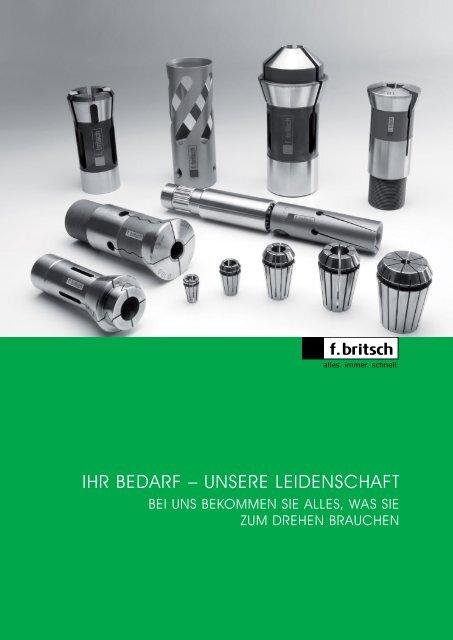 Spannen - Friedrich Britsch GmbH & Co. KG