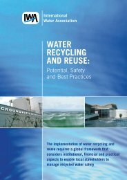 WATER RECYCLING AND REUSE: - IWA