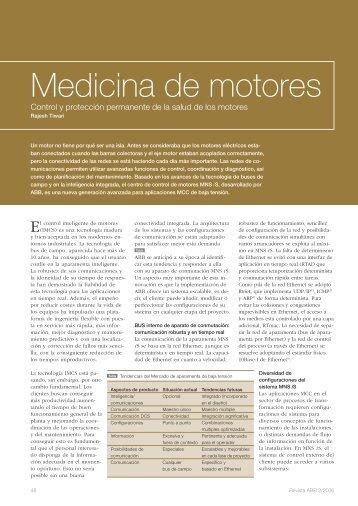 Medicina de motores