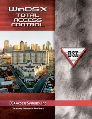 DSX Color Brochure